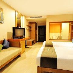 Andakira Hotel комната для гостей фото 7