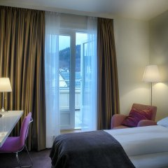 Отель Thon Bristol Берген комната для гостей фото 5