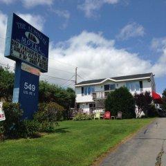 Отель Admiral Motel США, Скарборо - отзывы, цены и фото номеров - забронировать отель Admiral Motel онлайн парковка