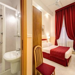 Hotel Giotto Flavia ванная