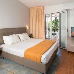 Отель Coral Blue Beach комната для гостей фото 3