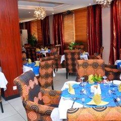 Отель Golden Tulip Port Harcourt питание фото 2