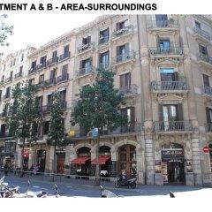 Отель Barcelona Atic Испания, Барселона - отзывы, цены и фото номеров - забронировать отель Barcelona Atic онлайн фото 3
