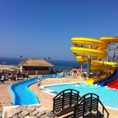 Отель smartline The Village Resort & Waterpark бассейн