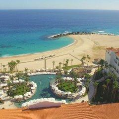 Отель Hilton Los Cabos Beach & Golf Resort пляж фото 2