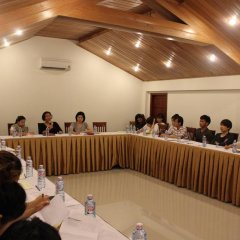 Отель Kiman Hotel Вьетнам, Хойан - отзывы, цены и фото номеров - забронировать отель Kiman Hotel онлайн помещение для мероприятий фото 2