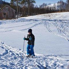 Отель Troms спортивное сооружение