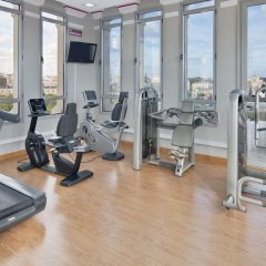 Отель NH Collection Paseo del Prado фитнесс-зал фото 4