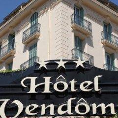 Отель Hôtel Vendôme фото 4