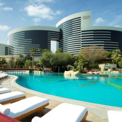 Отель Grand Hyatt Dubai Дубай бассейн фото 2