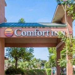 Отель Comfort Inn Monterey Park Монтерей-Парк фото 2