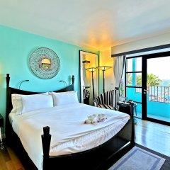 Отель Wave комната для гостей фото 4