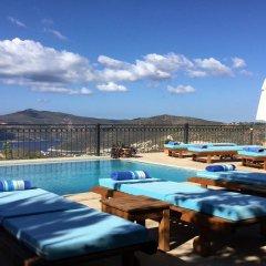 Отель Вилла Paradise Kalkan Villalari бассейн