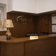 Deribas Hotel интерьер отеля