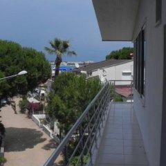 Evin Otel Турция, Алтинкум - отзывы, цены и фото номеров - забронировать отель Evin Otel онлайн балкон