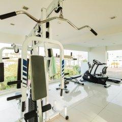 Отель Laguna Bay 1 by Pattaya Sunny Rentals фитнесс-зал