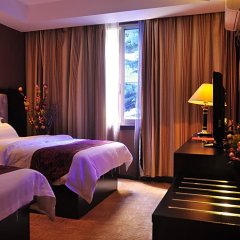 Jiuzhaigou Tang Zhong Hotel комната для гостей фото 5