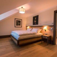 Hotel & Gaststätte Zum Erdinger Weißbräu Мюнхен комната для гостей