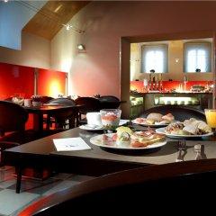 Отель Eurostars Thalia Чехия, Прага - 7 отзывов об отеле, цены и фото номеров - забронировать отель Eurostars Thalia онлайн питание фото 2