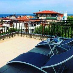 Отель Family Hotel Danailov Болгария, Приморско - отзывы, цены и фото номеров - забронировать отель Family Hotel Danailov онлайн бассейн