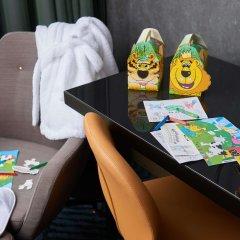 Отель Hilton London Bankside Лондон детские мероприятия