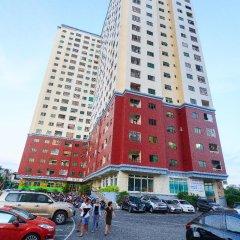Апартаменты My Duc Deluxe Apartment парковка