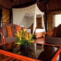 Отель Crusoe's Retreat Фиджи, Вити-Леву - отзывы, цены и фото номеров - забронировать отель Crusoe's Retreat онлайн интерьер отеля фото 2