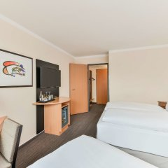 Отель NH München Airport комната для гостей фото 5