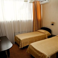Гостиница Классик комната для гостей фото 2