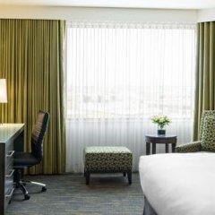 Отель Saskatoon Inn удобства в номере