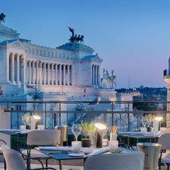 Отель Nh Collection Roma Fori Imperiali Рим питание фото 2