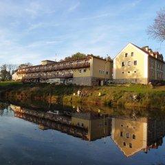 Отель Resort Stein Чехия, Хеб - отзывы, цены и фото номеров - забронировать отель Resort Stein онлайн приотельная территория
