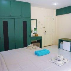 Отель Na Vela Village Ланта сейф в номере