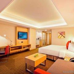Отель Novotel Singapore Clarke Quay комната для гостей фото 5