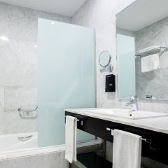 Отель Nuevo Boston Мадрид ванная