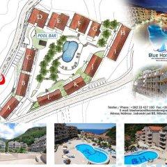 Отель Blue Horizon Apartments Черногория, Будва - отзывы, цены и фото номеров - забронировать отель Blue Horizon Apartments онлайн фото 4
