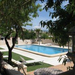 Отель Holiday park Casa del Mundo бассейн