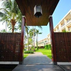 Отель Crowne Plaza Phuket Panwa Beach парковка