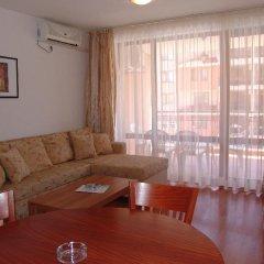 Отель Efir Holiday Village Болгария, Солнечный берег - отзывы, цены и фото номеров - забронировать отель Efir Holiday Village онлайн комната для гостей фото 4