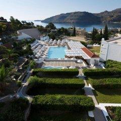 Отель Lindos Village Resort & Spa балкон