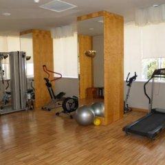 Отель Inter Zimnicea Болгария, Свиштов - отзывы, цены и фото номеров - забронировать отель Inter Zimnicea онлайн фитнесс-зал фото 3