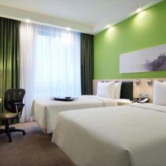 Гостиница Hampton by Hilton Minsk City Center комната для гостей фото 3