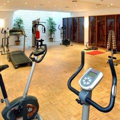 Отель Progress Hotel Бельгия, Брюссель - 2 отзыва об отеле, цены и фото номеров - забронировать отель Progress Hotel онлайн фитнесс-зал фото 2