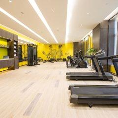 Отель The Mulian Urban Resort Hotels Nansha фитнесс-зал фото 2