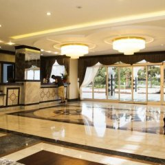 Halic Park Dikili Турция, Дикили - отзывы, цены и фото номеров - забронировать отель Halic Park Dikili онлайн интерьер отеля фото 3