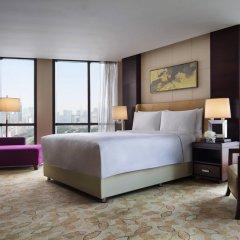 Отель JW Marriott Hotel Shenzhen Китай, Шэньчжэнь - отзывы, цены и фото номеров - забронировать отель JW Marriott Hotel Shenzhen онлайн комната для гостей фото 4