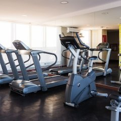 Frontier Hotel Rivera фитнесс-зал