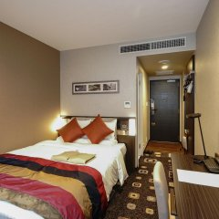 Отель MYSTAYS PREMIER Akasaka Япония, Токио - отзывы, цены и фото номеров - забронировать отель MYSTAYS PREMIER Akasaka онлайн комната для гостей фото 5