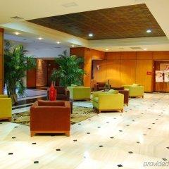 Отель Crowne Plaza San Pedro Sula интерьер отеля