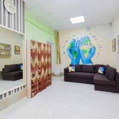 Lounge hostel Москва комната для гостей фото 5